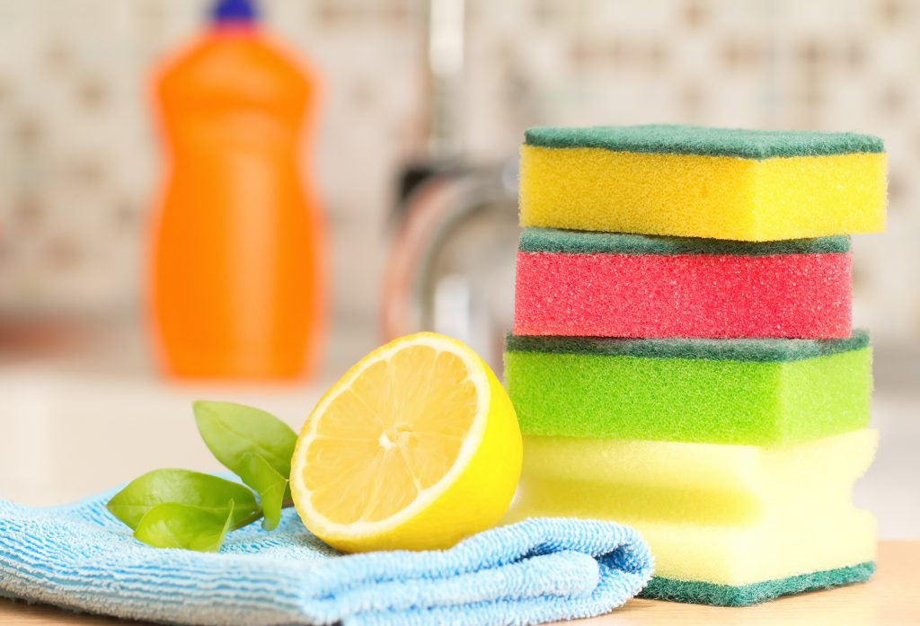 4 Cleaning Hacks to Try this Spring