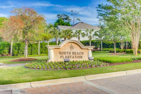 North Beach Plantation | Homes & Condos For Sale | North ...