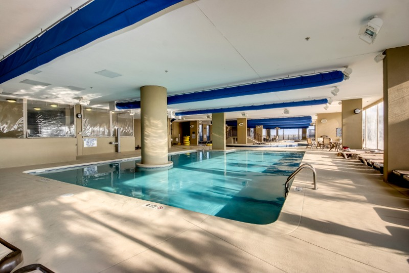 North Beach Plantation Indoor Pools